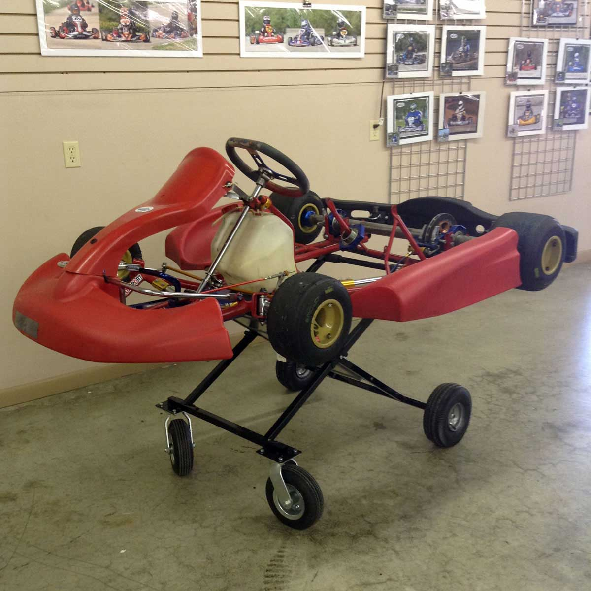 Karts for sale concept haulers motor speedway for Motor go kart for sale